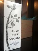 Alice's Stick Cookies
