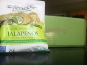 The Better Chip | Jalapeño and Sea Salt Chips