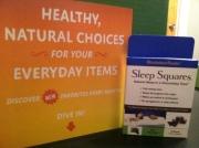 Slumberland Snacks | Sleep Squares