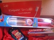 Influenster | Colgate SlimSoft (2)