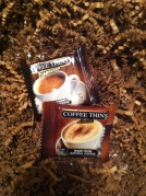 Nueva Cocoa | Latte Coffee Thins